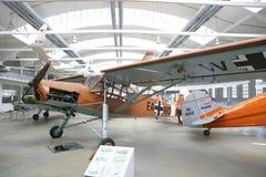 Deutsches Museum Flugwerft Schleissheim Stock Image