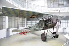 Deutsches Museum Flugwerft Schleissheim Stock Images
