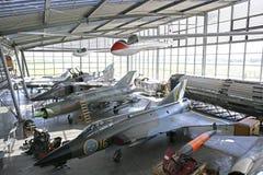 Deutsches Museum Flugwerft Schleissheim Royalty Free Stock Photography