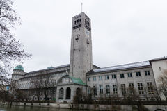 Deutsches Museum, Munich, Germany Stock Photography