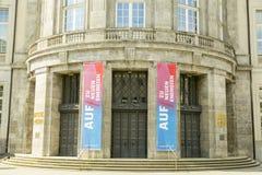 Deutsches muzeum w Monachium Zdjęcia Royalty Free