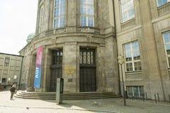 Deutsches muzeum w Monachium Obrazy Royalty Free
