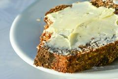 Deutsches Sauerteig-Brot-Panorama Lizenzfreies Stockbild