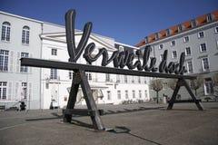 Deutsches Theater, Berlin Stock Images