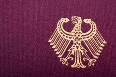 Deutsches Wappen Lizenzfreie Stockfotografie