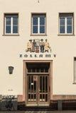 Deutsches Zollamt (Zollamt) Stockbilder