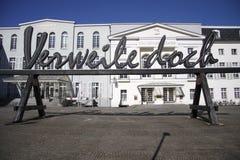 Deutschestheater, Berlijn Royalty-vrije Stock Afbeeldingen