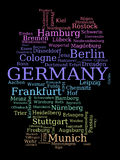 Deutschland Stockfoto