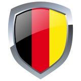 Deutschland-Emblem Lizenzfreie Abbildung