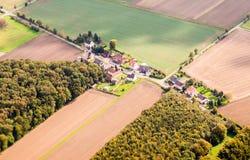 Deutschland-Felder Stockfotos