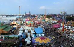 Deutschland, München, Oktoberfest Lizenzfreies Stockfoto