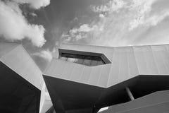 Deutschland-Pavillon an der Ausstellung 2010 lizenzfreies stockbild