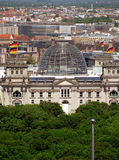 Deutschland - Reichstag Stockfotos