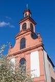 Deutschordenshaus kościół w Frankfurt Zdjęcie Stock