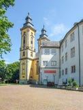 Deutschordensschloss in Bad Mergentheim Stock Photography