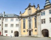 Deutschordensschloss in Bad Mergentheim Royalty Free Stock Photo