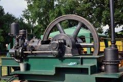 Deutz stoom-motor Royalty-vrije Stock Afbeelding