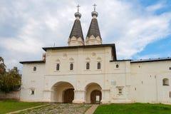 Deux églises Photographie stock libre de droits
