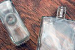 Deux bouteilles Photographie stock