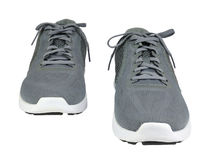 Deux chaussures de sport Photo stock