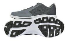 Deux chaussures de sport Photos stock