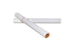 Deux cigarettes photographie stock