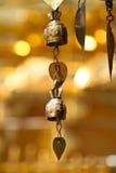 Deux cloches d'Asiatique de tradition Photographie stock