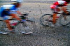 Deux coureurs Photographie stock