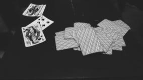 Deux crics sur une table photographie stock libre de droits
