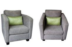 Deux fauteuils photos stock