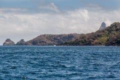 Deux frères Fernando de Noronha Island Image libre de droits