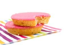 Deux gâteaux Image stock