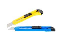 Deux Knifes Image libre de droits