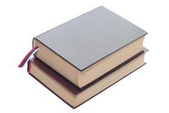 Deux livres Photographie stock libre de droits