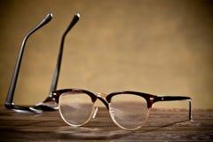 Deux lunettes Photos libres de droits