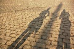 Deux personnes Photographie stock libre de droits