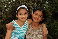 Deux petits amis Photos libres de droits
