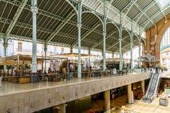 Deux points de Mercado à Valence photographie stock libre de droits