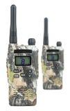 Deux radios de PMR Image libre de droits