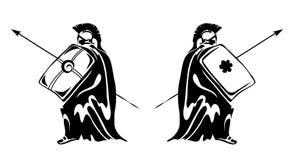 Deux romains Photos libres de droits