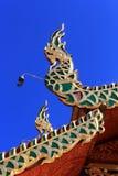 Deux serpents Image stock