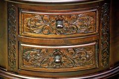 Deux tiroirs Photographie stock libre de droits