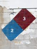 Deux trois Image libre de droits