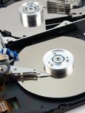 Deux unités de disque dur Photographie stock