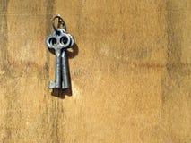 Deux vieilles clés. Photo libre de droits