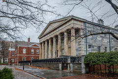 Deuxième banque des Etats-Unis - la Philadelphie, Pennsylvanie, Etats-Unis Photos stock