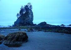 Deuxième plage Photos stock