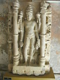 Dev Agni (бог огня) Стоковое Фото