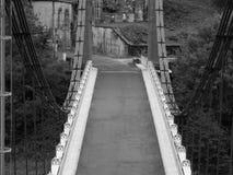 Dev, de la pont ze Zdjęcie Royalty Free
