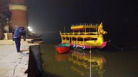 Dev Deepawali, Banaras, India royalty free stock photo